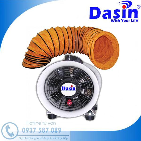 Quạt hút công nghiệp Dasin Kin 200