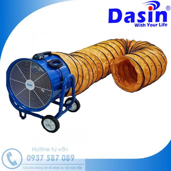 Quạt hút công nghiệp Dasin Kin 500