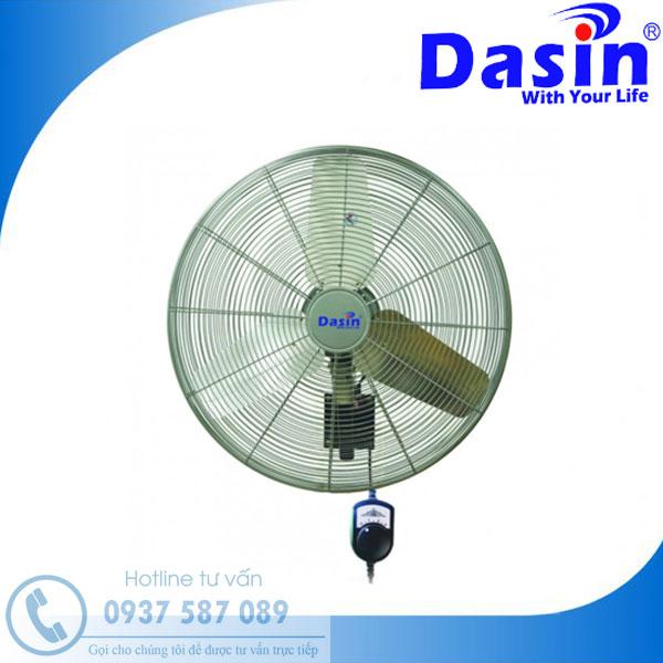 Quạt treo tường Dasin KWP 3076 chính hãng giá rẻ chất lượng cao công suất lớn