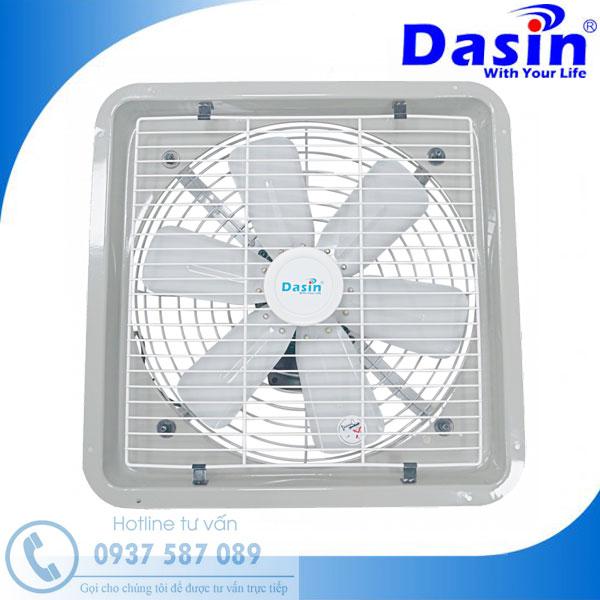 Quạt thông gió công nghiệp Dasin KVF-3076 chính hãng giá rẻ công suất lớn