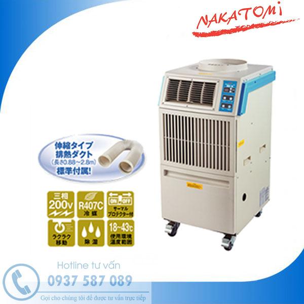 Nhập khẩu và phân phối độc quyền máy lạnh di động chính hãng giá rẻ chất lượng cao