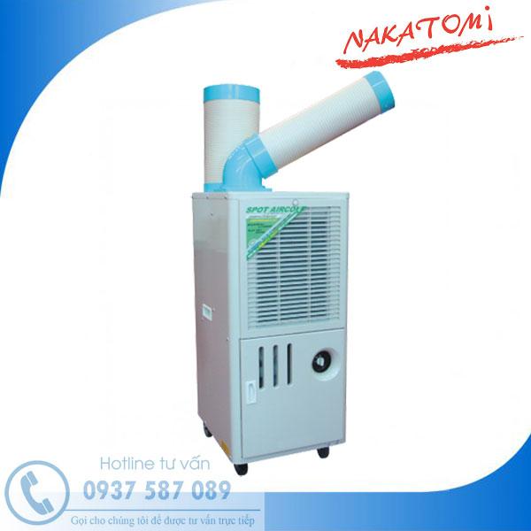Máy lạnh di động nakatomi SAC-407ND nhập khẩu chính hãng chất lượng cao