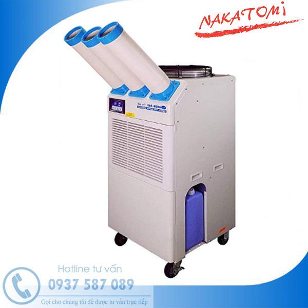 Máy lạnh di động Nakatomi SAC-6500 chính hãng giá rẻ chất lượng cao