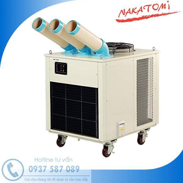 Máy lạnh di động công nghiệp SAC-7500 chính hãng giá rẻ công suất lớn