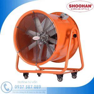 Quạt hút công nghiệp di động Shoohan ET-6G