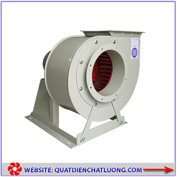 Quạt hút ly tâm trung áp QLT-4P-25