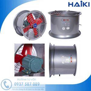 Quạt thông gió tròn Haiki HK 30B