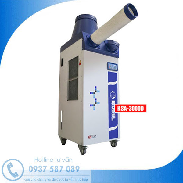 Máy làm lạnh di động KSA-3000D 1 ống