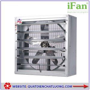 Quạt thông gió chuyển động trực tiếp iFAN 106A