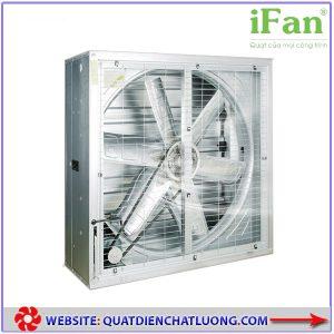 Quạt thông gió vuông gián tiếp iFAN 138C