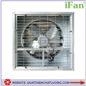 Quạt thông gió vuông công nghiệp iFAN 68A