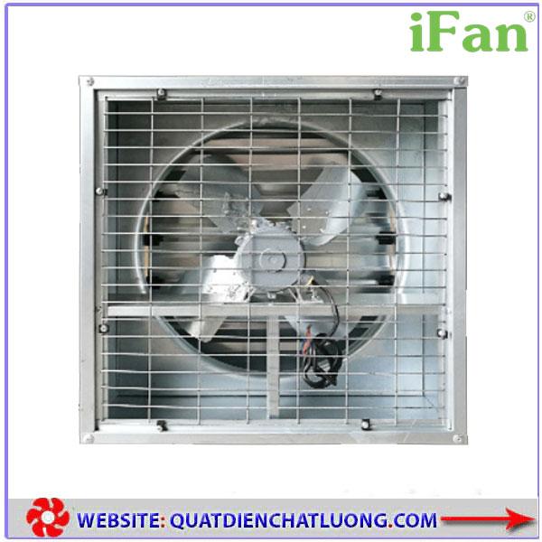 Quạt thông gió vuông công nghiệp iFAN 74A
