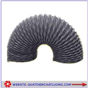 Ống gió mềm chịu nhiệt độ phi 250mm
