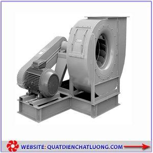 Quạt hút ly tâm gián tiếp cao áp QLTG-2P-01