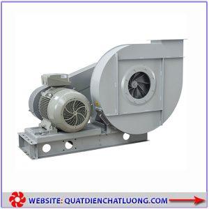 Quạt hút ly tâm gián tiếp cao áp QLTG-2P-10