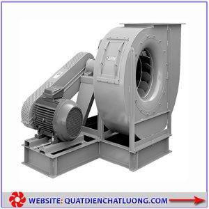 Quạt hút ly tâm gián tiếp cao áp QLTG-2P-03