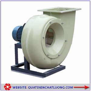 Quạt hút ly tâm thấp áp QLT-6P-20 (20HP)