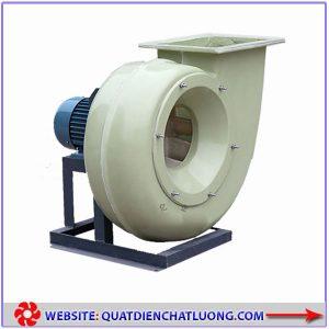 Quạt hút ly tâm thấp áp QLT-6P-7.5 (7.5HP)