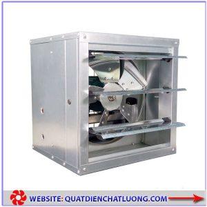 Quạt hút gió vuông công nghiệp QV-40LS