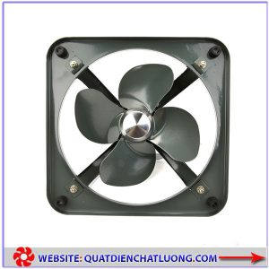 Quạt hút gió vuông mini Deton FQD 60-4