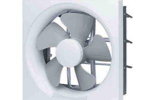 Lắp quạt hút thông gió cho phòng có điều hòa